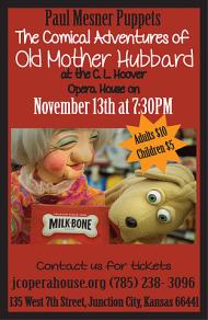 Mesner Puppet Poster